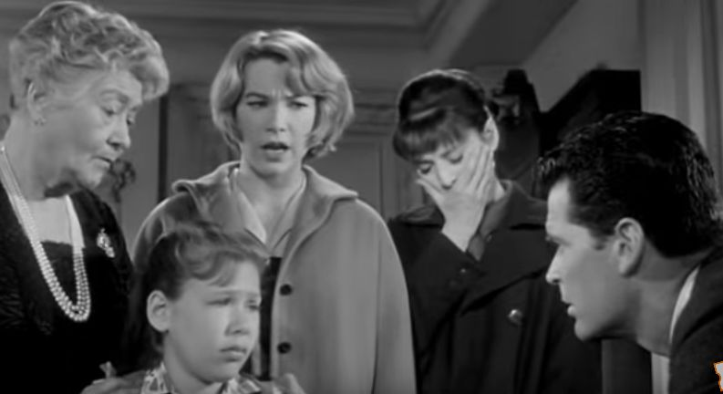shirley maclaine, 1961 movies, the childrens hour, james garner, audrey hepburn, fay bainter, karen balkin, american actresses
