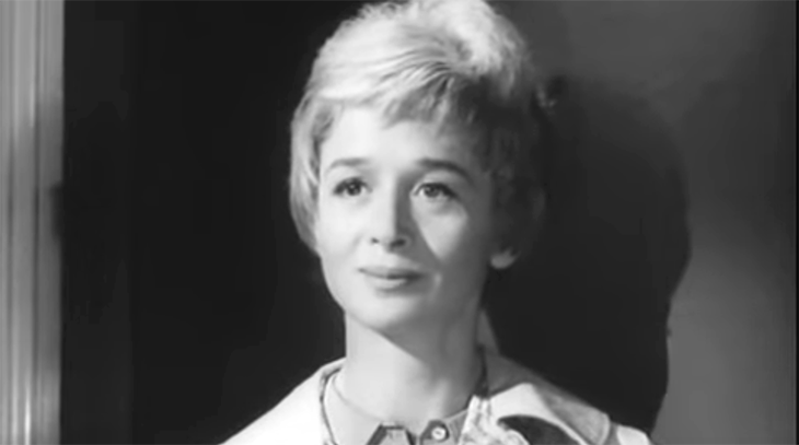 barbara barrie 1964, american actress, 1960s films, one potato two potato