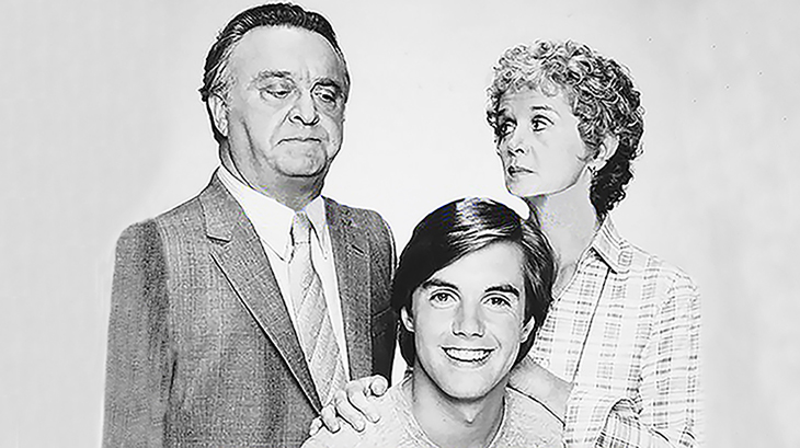 barbara barrie 1980, vincent gardenia, shaun cassidy, american actress, actors, 1980s television series, breaking away tv show