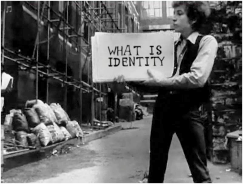 bob dylan younger, what is identity ad campaign, american folk rock musician, folk singer, rock songwriter, blowing in the wind, the times they are a changing, 1960s folks icon