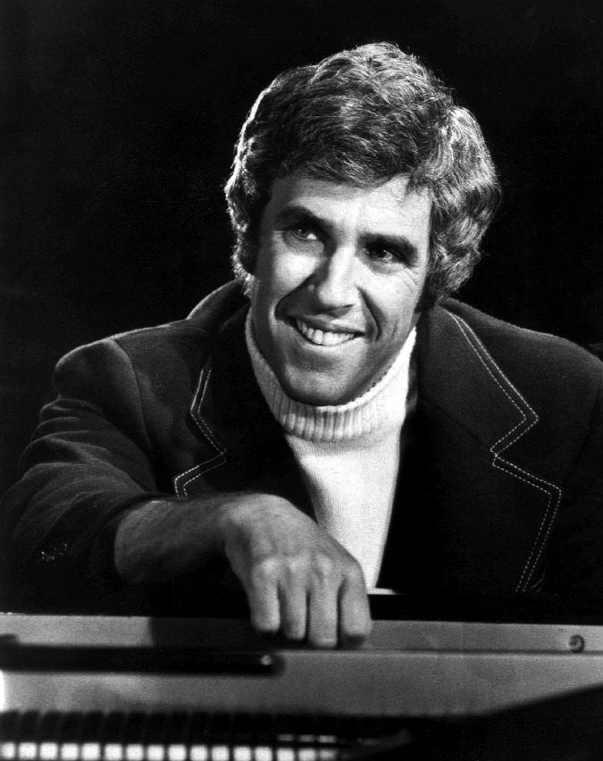 burt bacharach 1972, middle age, 1970s, american composer, songwriter, singer
