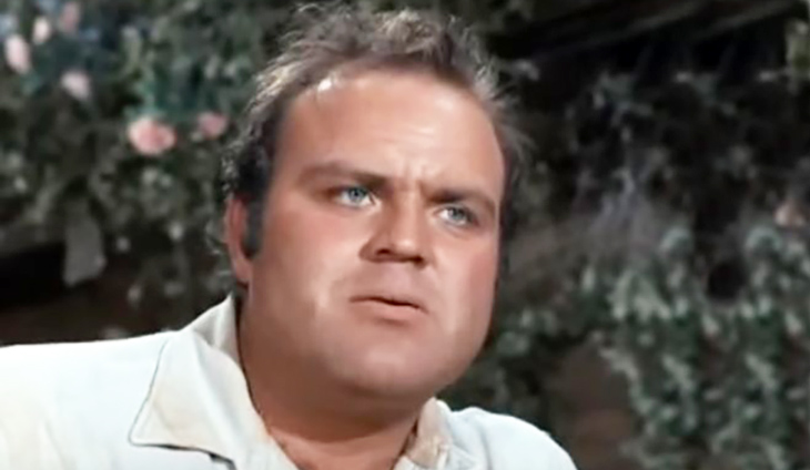 dan blocker 1960, american actor, bonanza tv show, hoss cartwright, the cartwright family, 1950s westerns, 1960s western tv shows, classic western television series