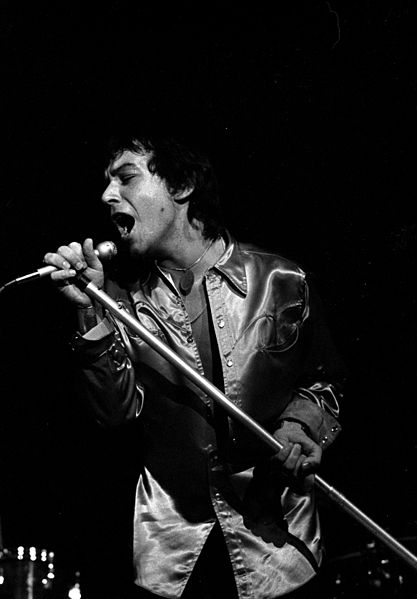 eric burdon 1973, the animals, english singer, songwriter