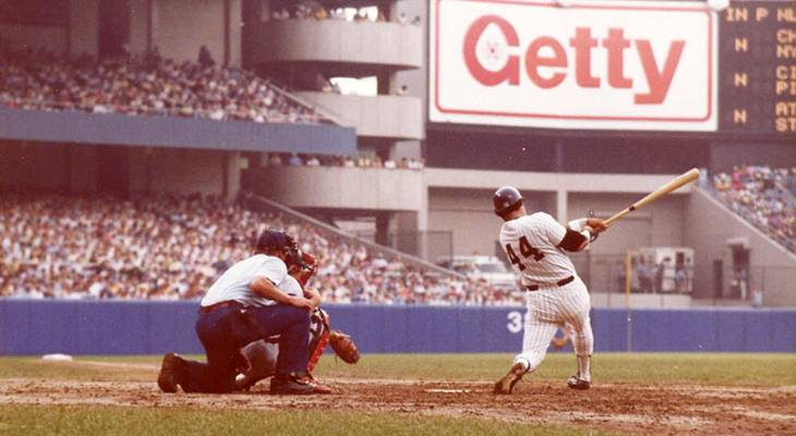 reggie jackson 1979, reggie jackson at bat, american professional baseball player, nickname mr october, mlb baseball player, yankee stadium batter, new york yankees