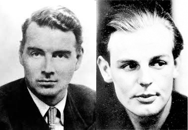 1951 june, guy burgess, donald maclean, british diplomants, soviet spies, cambridge five