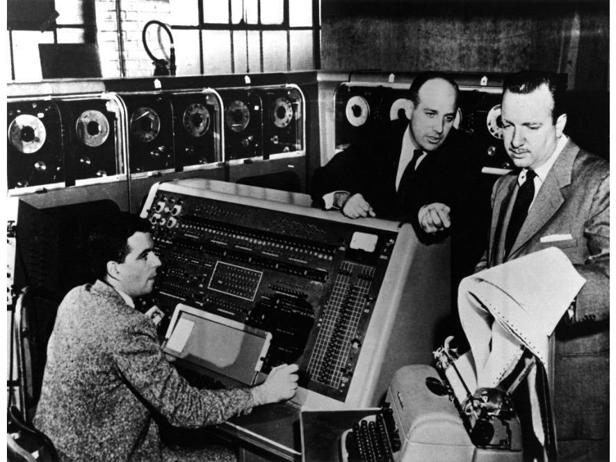 univac i, june 1951, 1952 election results, 1952 election prediction, j presper eckert, harold sweeney, walter cronkite, cbs news