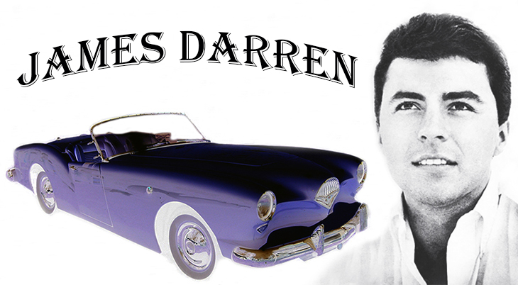 kaiser darrin, convertible, american, sportscar, 1950s, 1954, designer dutch darrin, kaiser motors, automobile, james darren namesake, 1960