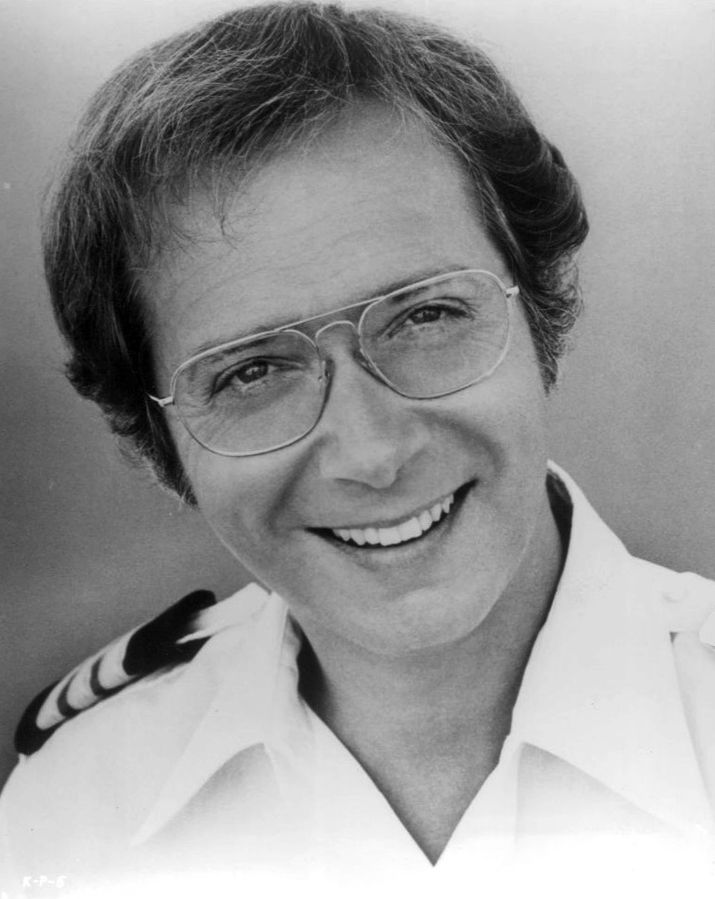 bernie kopell 1977, american actor, comedic actor, 1970s sitcoms, 1970s television series, 1970s tv shows, the love boat, 1980s tv series
