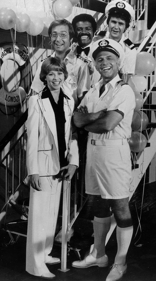 bernie kopell, doctor adam bricker, gavin macleod, captain merrill stubing, lauren tewes, julie, ted lange, bartender isaac, fred grandy, purser gopher, the love boat 1978, the love boat cast, american actors