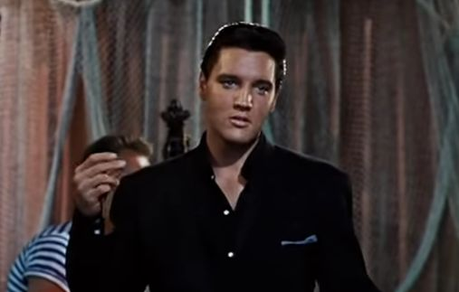 elvis presley, return to sender, 1962, girls girls girls