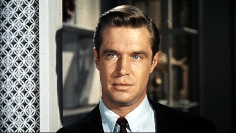 george peppard 1961, american actor, 1960s movies, audrey hepburn movies, breakfast at tiffanys, younger