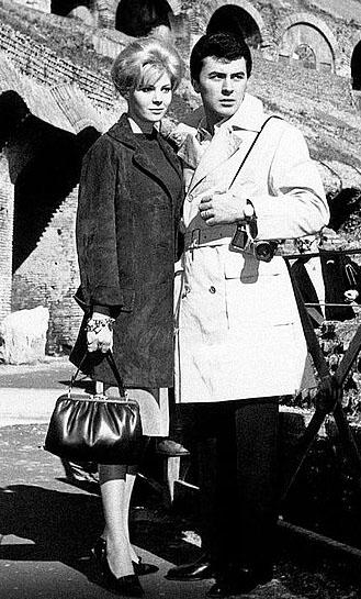 james darren 1960, wife evy norlund, james darren younger, married evy norlund 1960