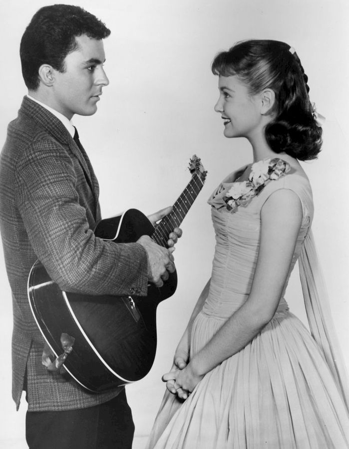 james darren 1959, the donna reed show, buzz berry, shelley fabares, mary stone, american actors, younger