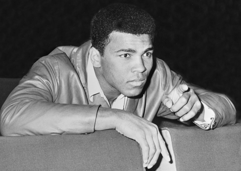 muhammad ali 1966, american boxer, nee cassius clay, world heavyweight boxing champion, professional boxing champion, the greatest, float like a butterfly sting like a bee, muhammad ali died june 3 2016, muhammad ali dead, olympic boxer