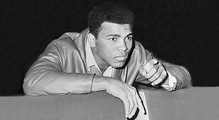muhammad ali 1966, american boxer, nee cassius clay, world heavyweight boxing champion, professional boxing champion, nickname the greatest, float like a butterfly sting like a bee, muhammad ali death, celebrity deaths 2016, died june 3 2016, muhammad ali dead, olympic boxer died