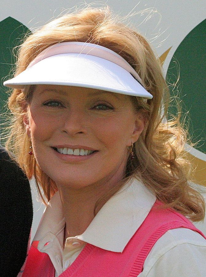 cheryl ladd 2007, american actress, older, fifty plus years