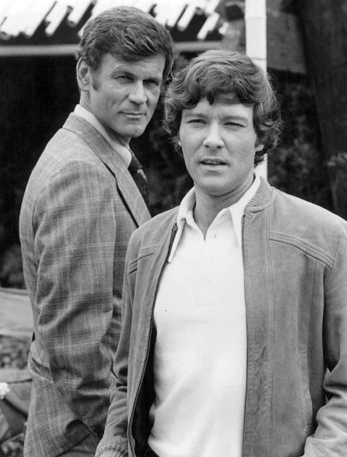 don murray 1975, michael anderson jr, american actors, 1970s television series, police story,