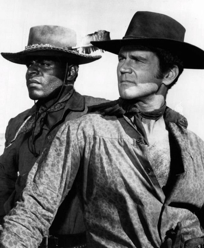 don murray 1968, otis young, 1960s tv shows, younger, the outcasts, western tv series