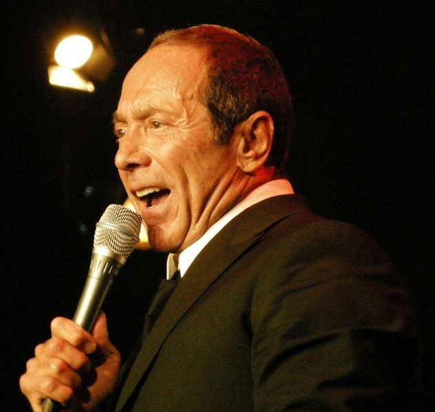 paul anka 2007, canadian singer, actor