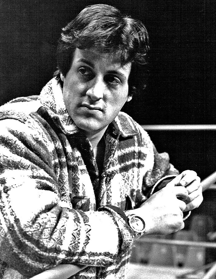 sylvester stallone 1977, american actor, action movie star