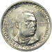 booker t washington coin, commemorative coin, half dollar coin, slavery, negro, african american, black man, august 1946