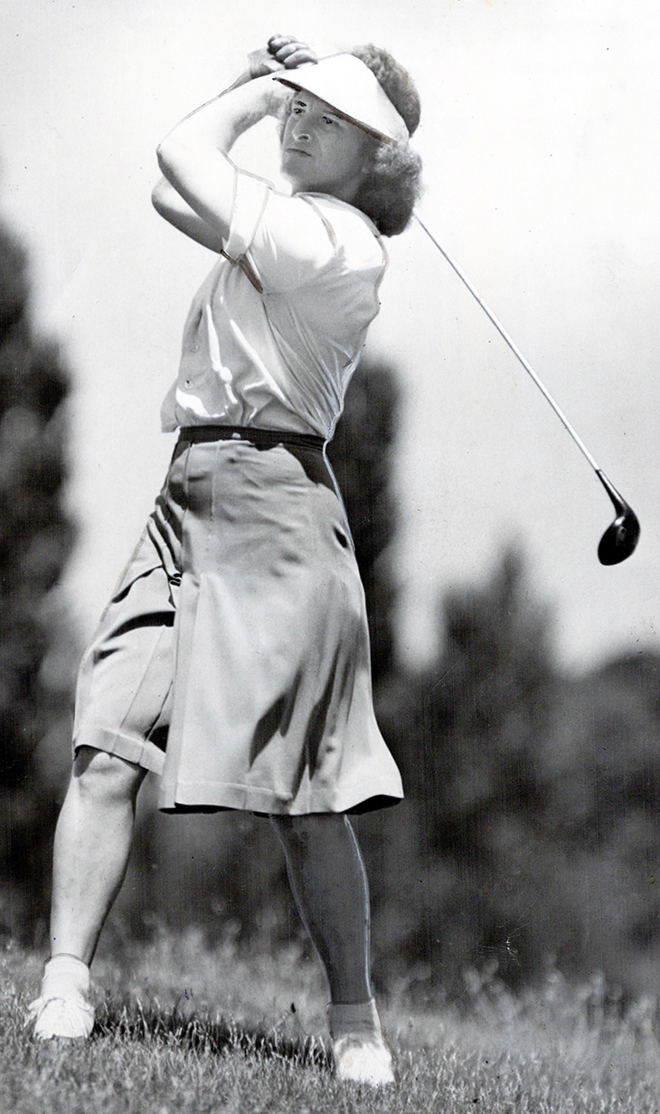 babe didrikson zaharias, lpga golf champion, ladies golfer, olympic athlete, gold medalist