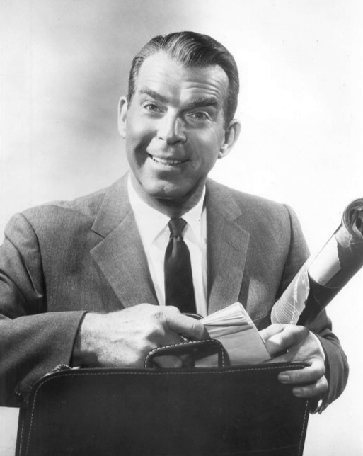 fred macmurray 1960, american actor, 1960s television series, 1960s tv sitcoms, my three sons steven douglas
