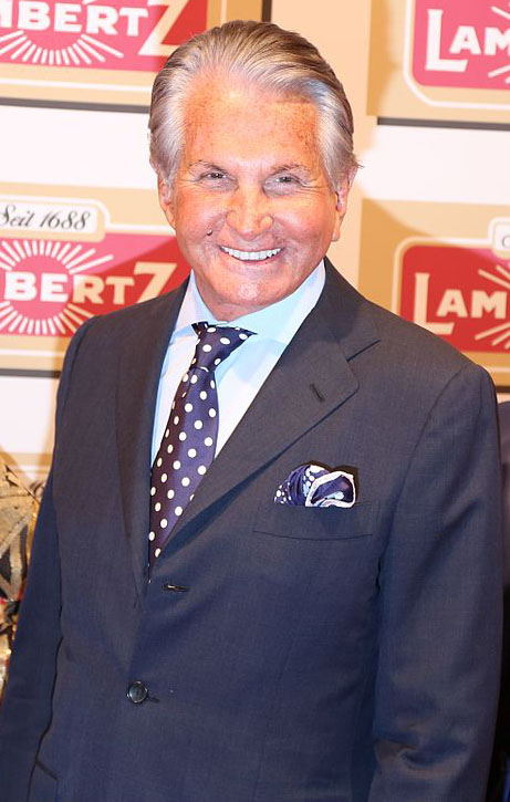 george hamilton 2017, american actor, senior citizen, octogenarian