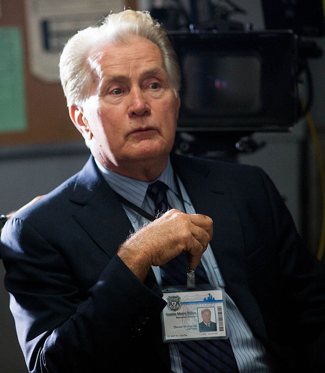 martin sheen 2013, american actor, movies, badge of honor
