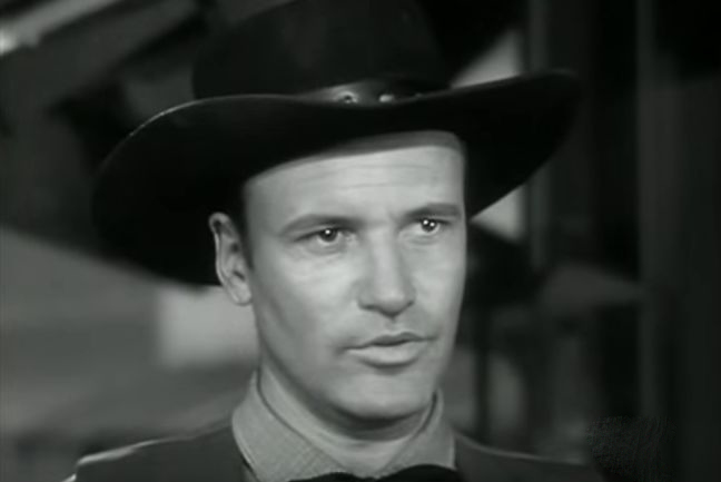 richard anderson 1958, american actor, 1950s television shows, 1950s western series, zane grey theater