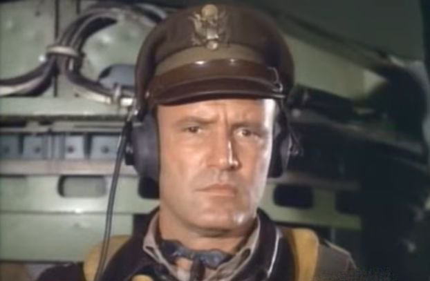 richard anderson 1966, american actor, 1960s television series, recurring character actor, brigadier general lphil doud, 12 oclock high series