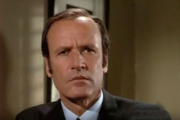 richard anderson 1970, 1970s television series, dan august, chief george untermeyer, costar burt reynolds, costar normal fell