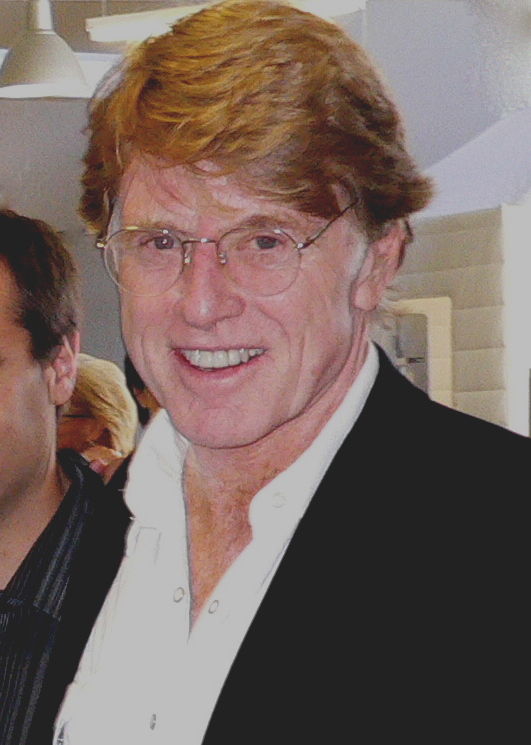 robert redford 2005, american actor, senior citizen, movie producer, director