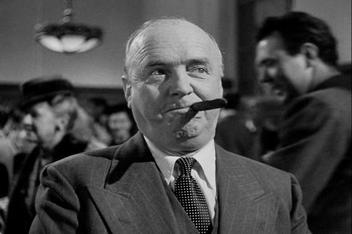 william frawley 1947, american actor, 1940s movies, miracle on 34th street