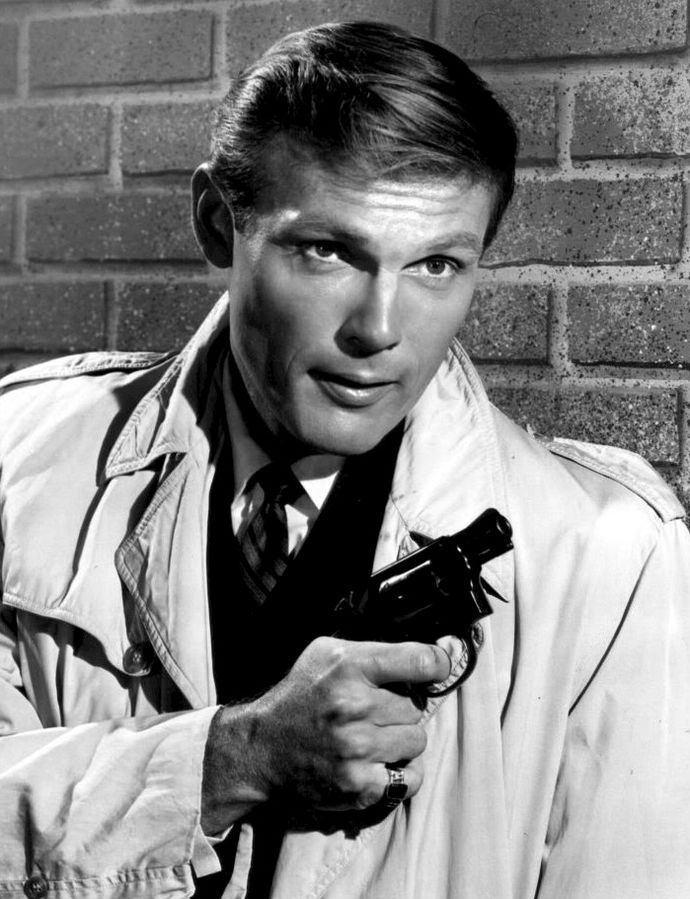 adam west 1961, william anderson, american actor, 1960s television shows, 1960s tv shows, guest star, robert taylors detective