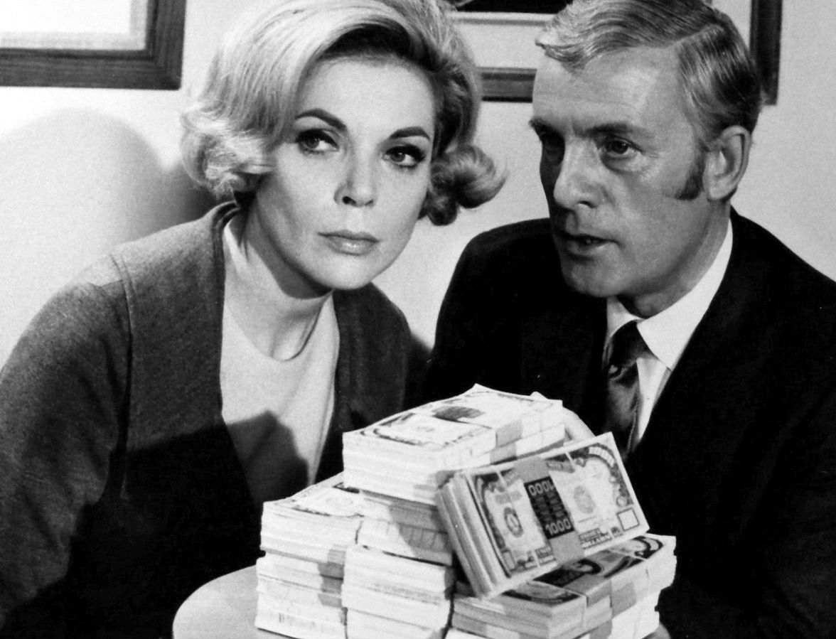barbara bain 1969, alf kjellin, american actors, actress, mission impossible, agent cinnamon carter, 1960s television series, 1960s tv shows, younger