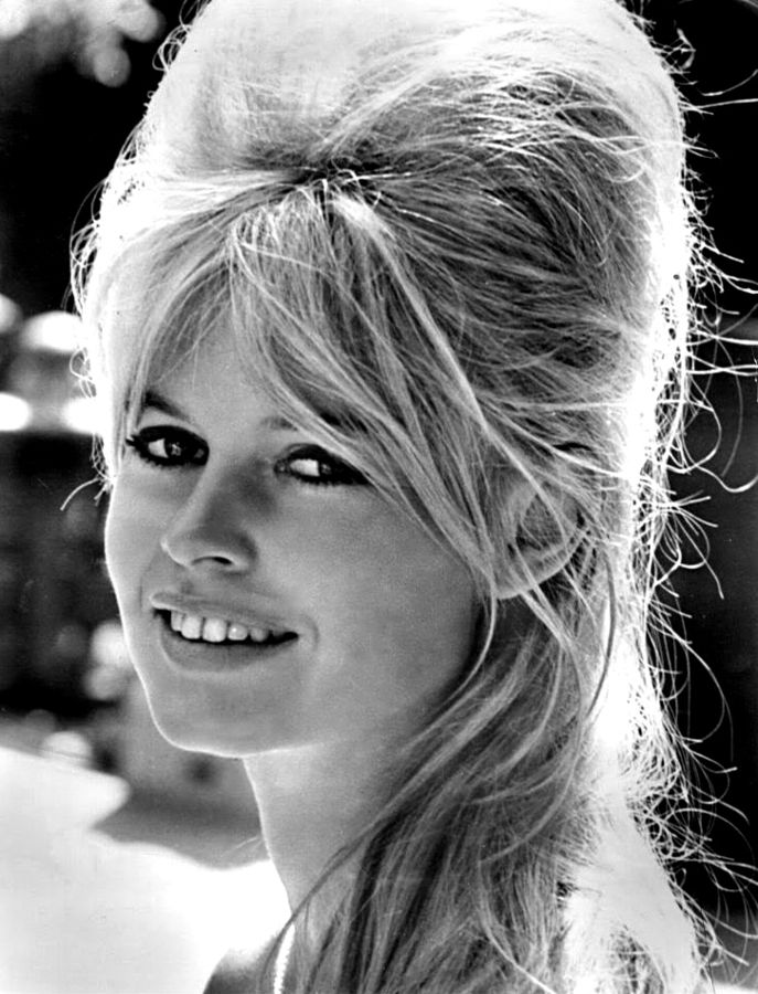 brigitte bardot 1962, french model, actress, 1960s movies, a very private affair