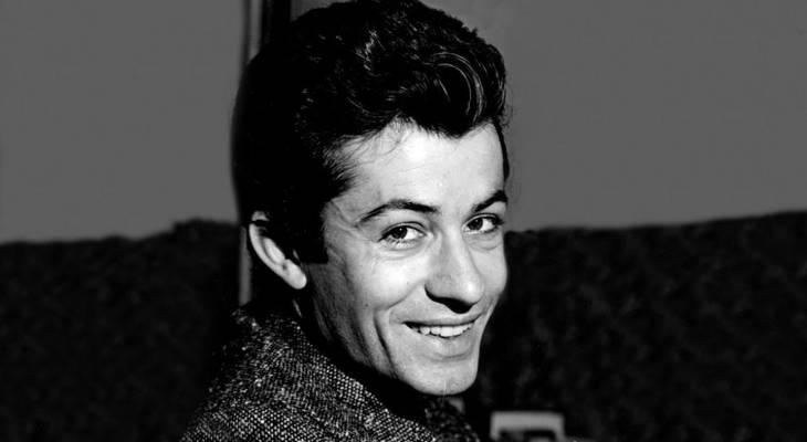george chakiris 1954, american dancer, actor, singer, 1950s movie musicals