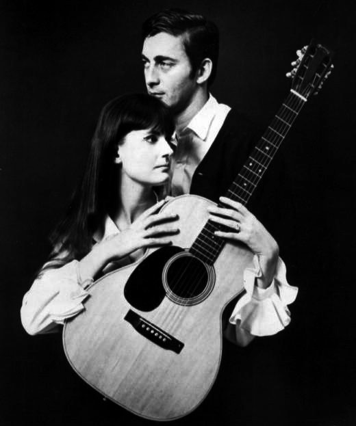 ian tyson 1968, sylvia fricker, 1960s music, ian and sylvia tyson
