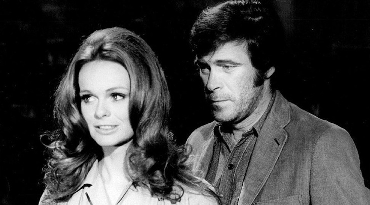 lynda day george 1971, christopher george, american actors, 1970s television series, mission impossible agent lisa casey, mission impossible cast members, mission impossible guest stars, acting married couples