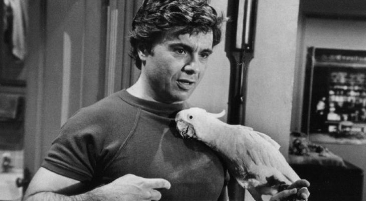 robert blake 1976, american actor, 1970s television series, baretta, fred the cockatoo, former child star