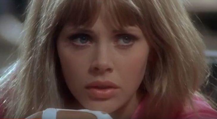 britt ekland 1967, swedish american actress, 1960s movies, 1960s comedy films
