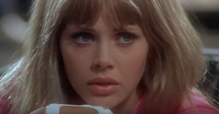 britt ekland 1967, swedish american actress, 1960s movies, 1960s comedy films