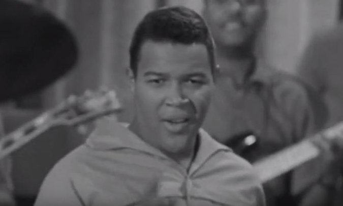 chubby checker 1961 close up, 1960s movie musicals, twist around the clock, american singer, dancer, the twist, twisting usa