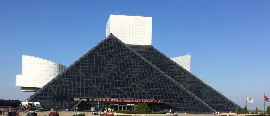 rock and roll hall of fame, cleveland, ohio, rock music, rock hall of fame