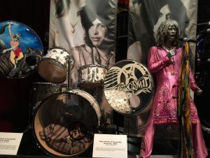 aerosmith, rock and roll hall of fame