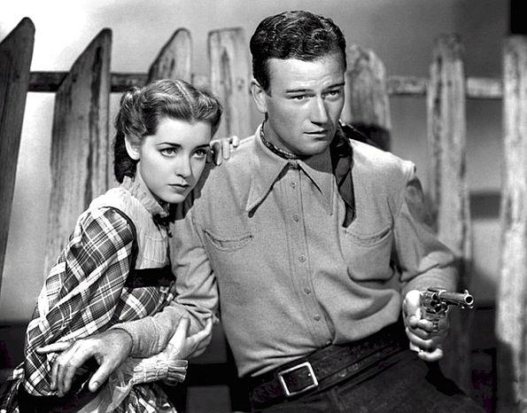 marsha hunt, john wayne, born to the west, 1937, movies