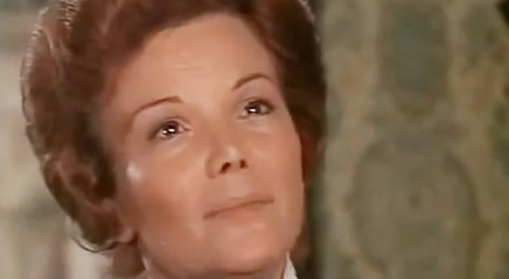 nanette fabray 1970, american actress, singer, 1970s movies, 1970s westerns, cockeyed cowboys of calico county