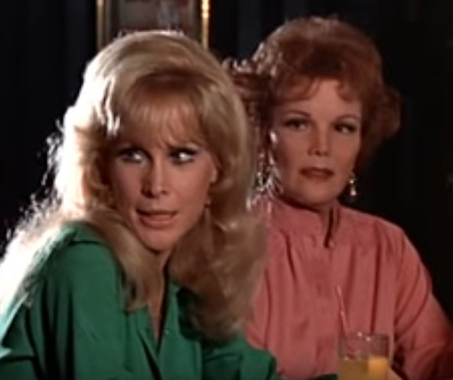 nanette fabray 1978, senior citizen, barbara eden, 1970s movies, harper valley pta, 1970s comedy films