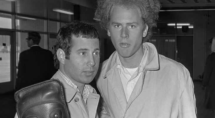 paul simon 1966, american singer songwriter, art garfunkel, 1950s rock bands, folk rock singers, tom and jerry